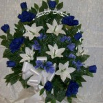 BLUE SYMPATHY BASKET
