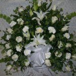 A PUREST WHITE SYMPATHY BASKET